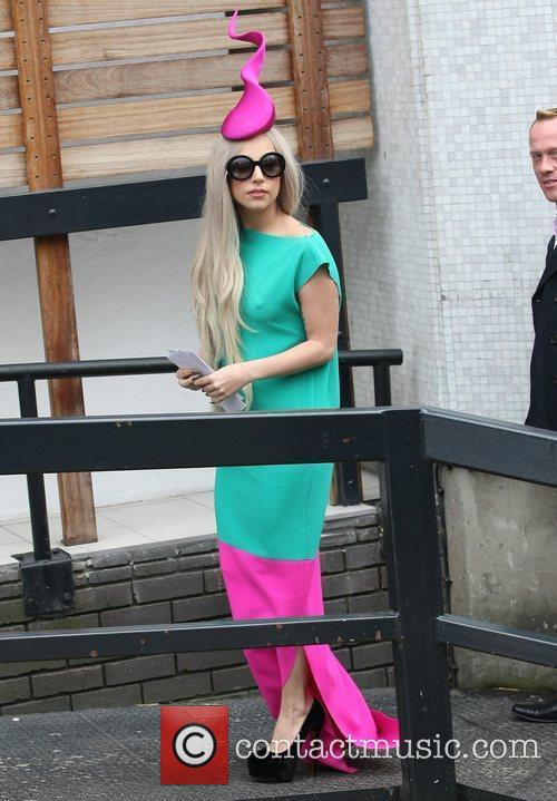 Lady Gaga and Itv Studios 4