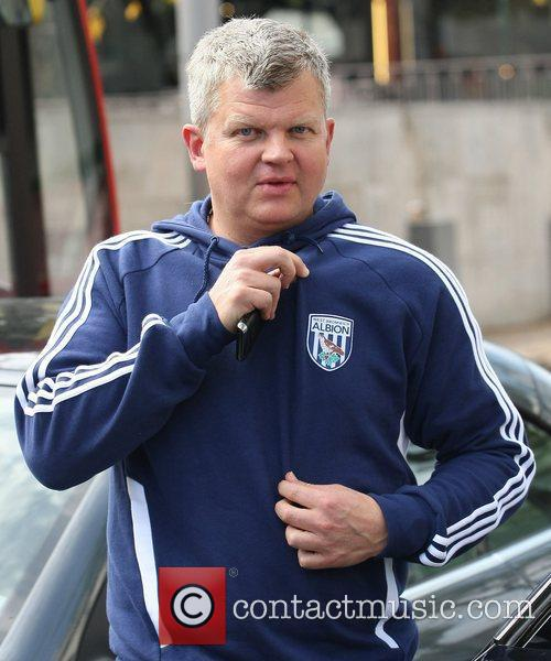 Adrian Chiles and Itv Studios 6