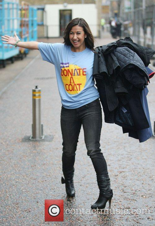 Hayley Tamaddon and Itv Studios 5