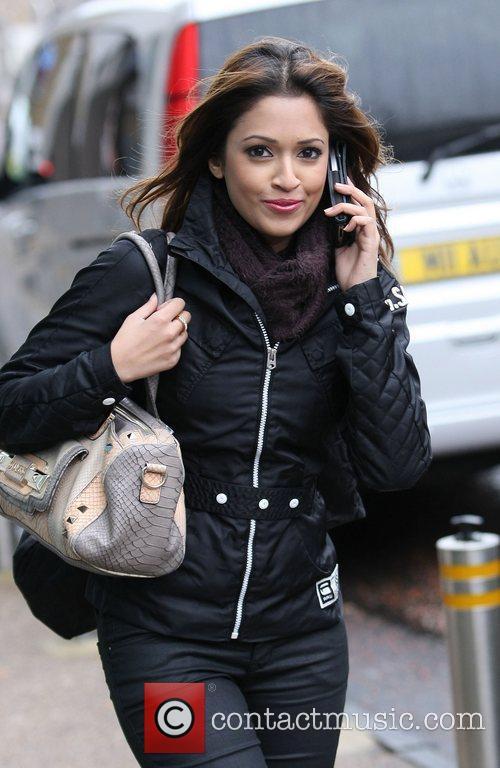 Tasmin Lucia Khan and ITV Studios 4