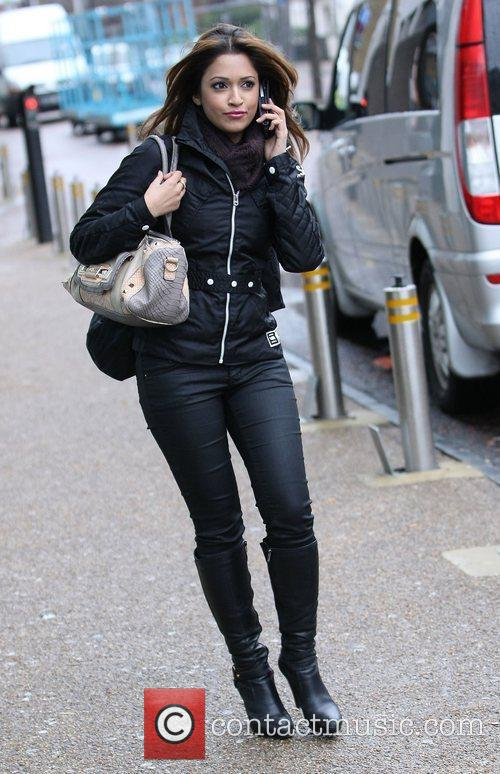 Tasmin Lucia Khan and ITV Studios 1