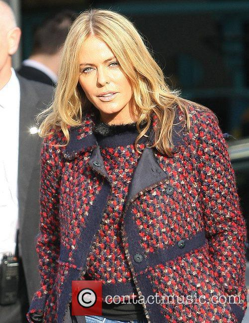 Patsy Kensit and Itv Studios 10