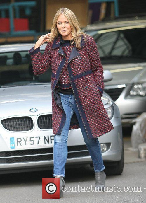 Patsy Kensit and Itv Studios 9