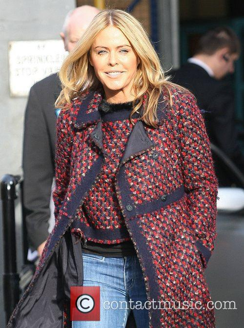 Patsy Kensit and Itv Studios 3