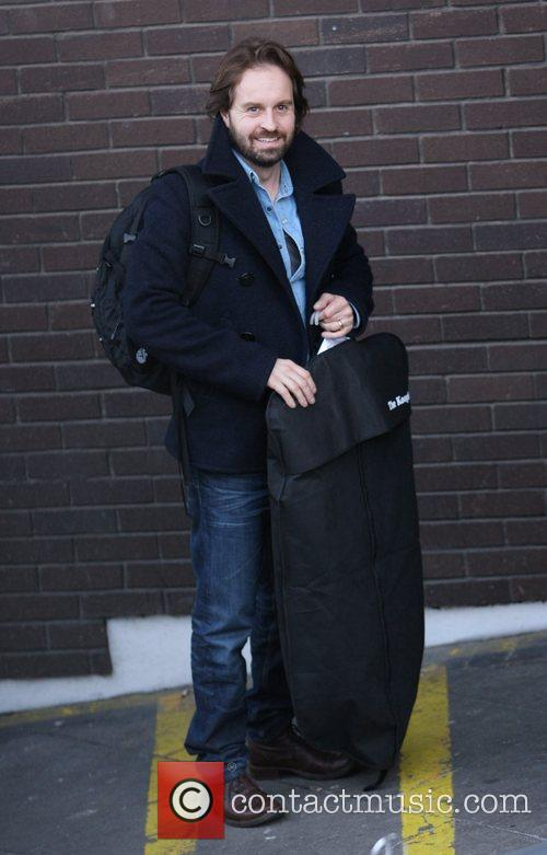 Alfie Boe at the ITV Studios  London,...