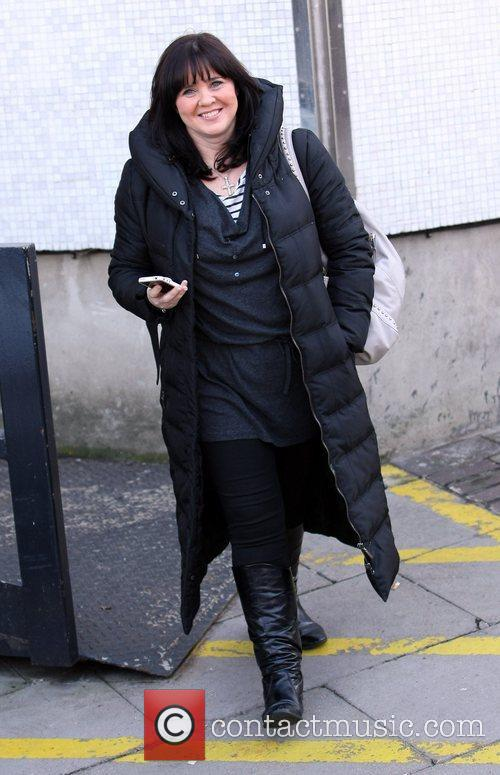 Zoe Tyler at the ITV Studios  London,...