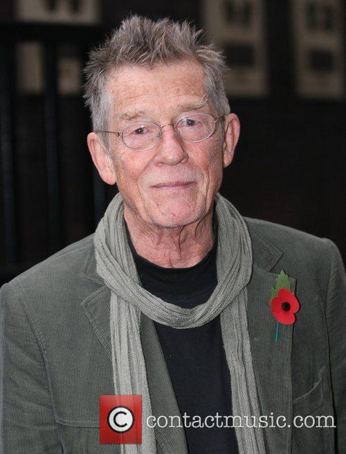 John Hurt - Wallpaper Image
