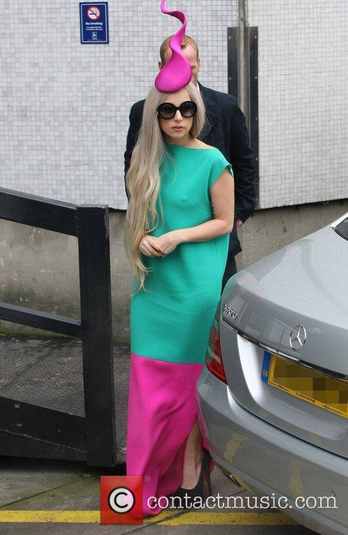 Lady GaGa and ITV Studios 13