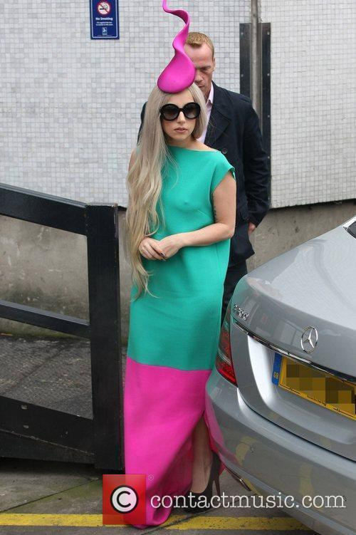 Lady Gaga and Itv Studios 11