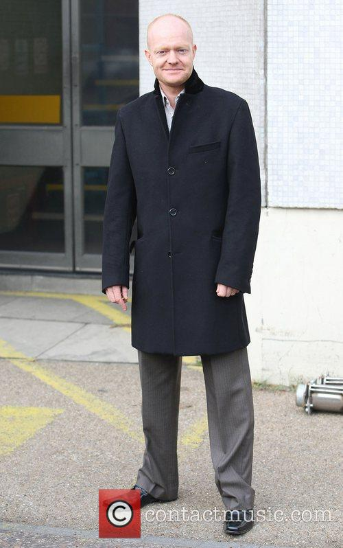 Jake Wood and ITV Studios 1