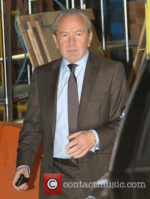 "Sir Alan Sugar Tells Katie Hopkins To ""Shut Up"" After Her Cilla Black Comments"