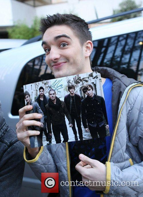 Tom Parker Of The Wanted 8