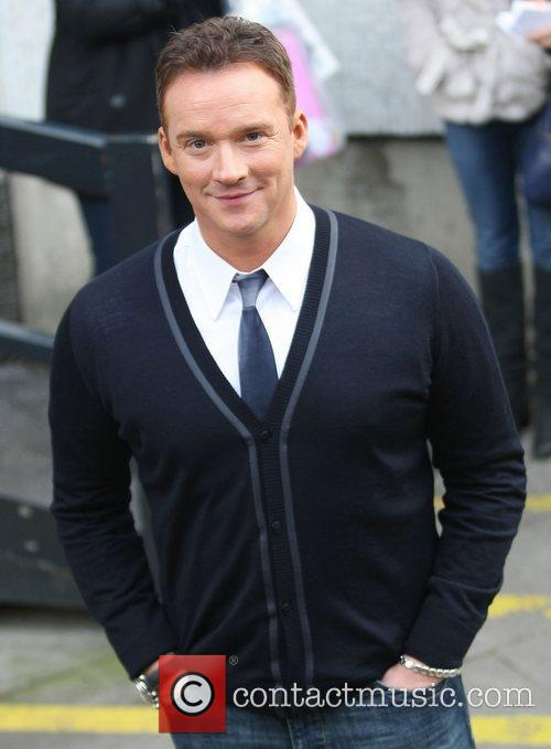Russell Watson and Itv Studios 1