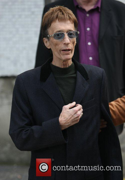 Robin Gibb and Itv Studios 8