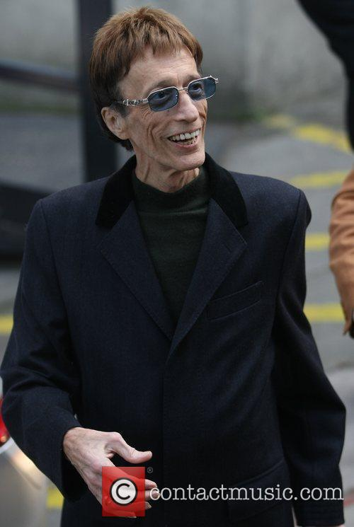 Robin Gibb and Itv Studios 5