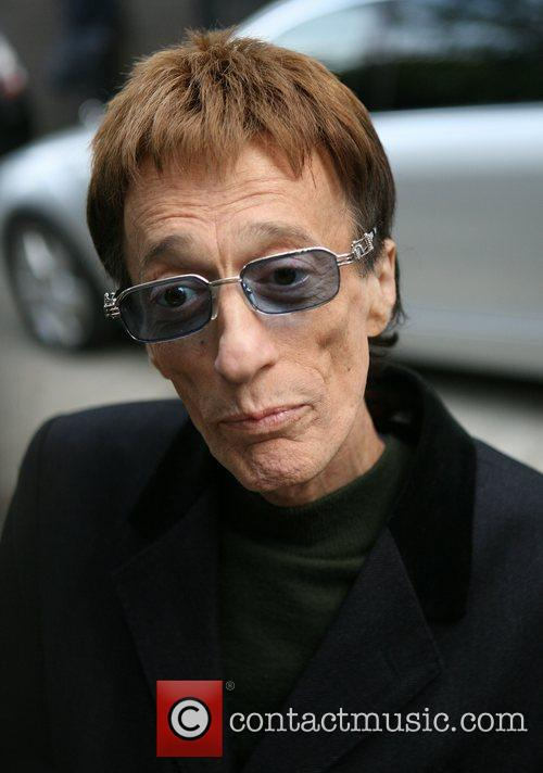Robin Gibb and Itv Studios 7