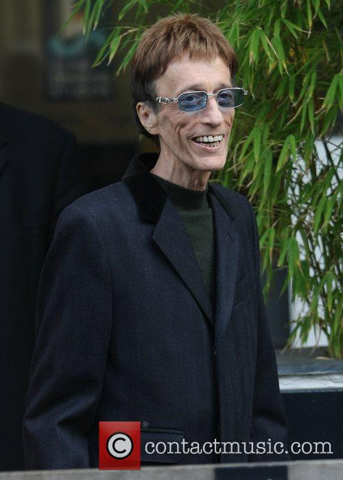 Robin Gibb and ITV Studios 16