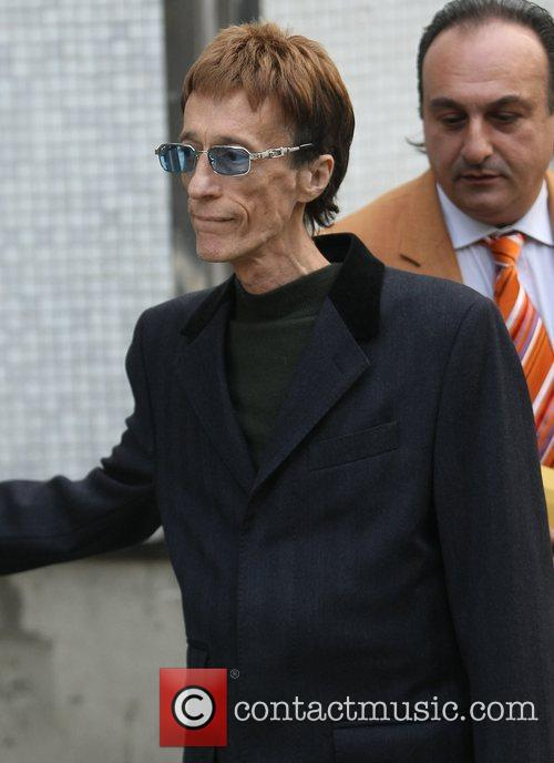 Robin Gibb and Itv Studios 4