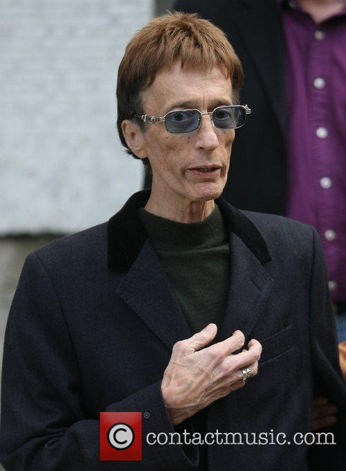 Robin Gibb and ITV Studios 14