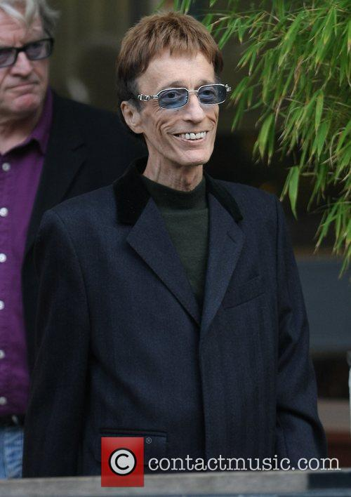 Robin Gibb and Itv Studios 3