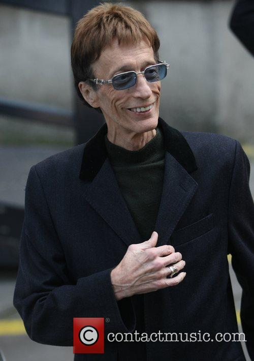 Robin Gibb and ITV Studios 11