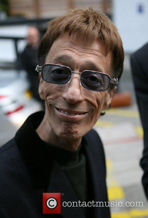 Robin Gibb and Itv Studios 1