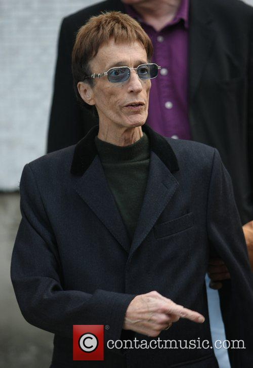 Robin Gibb and Itv Studios 9
