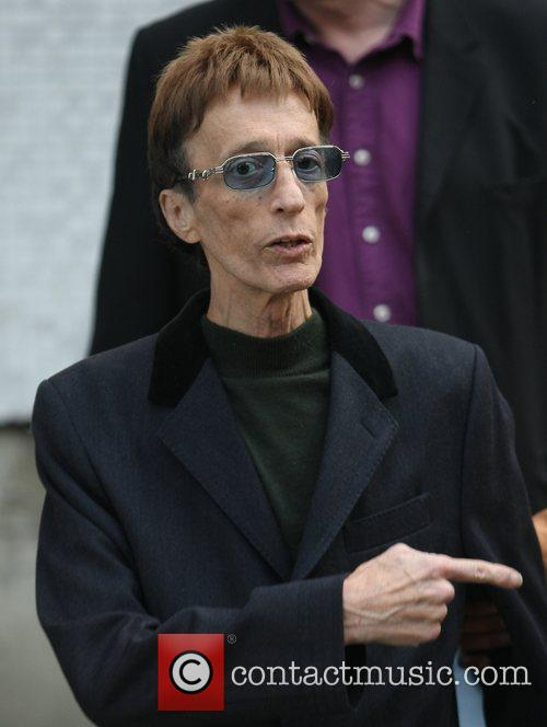 Robin Gibb and ITV Studios 13