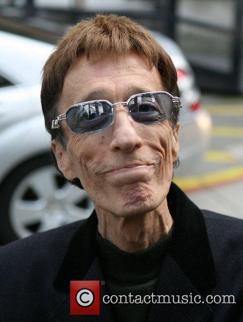 Robin Gibb and ITV Studios 12