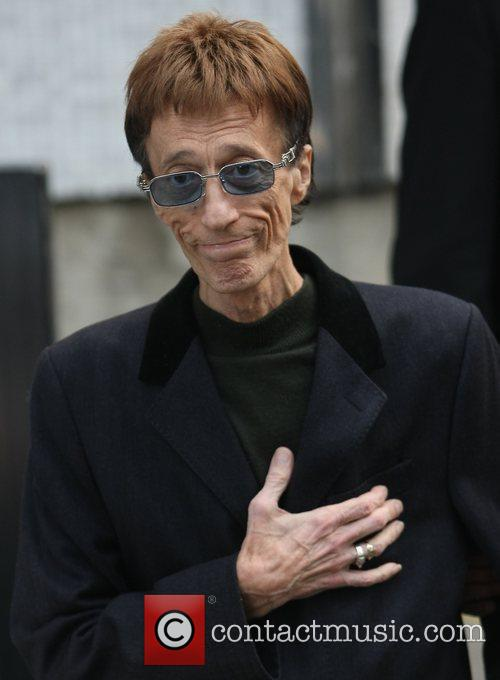 Robin Gibb and ITV Studios 15