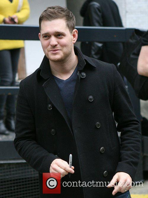 Michael Buble and Itv Studios 7