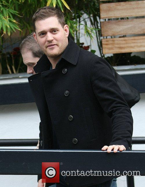 Michael Buble and Itv Studios 5