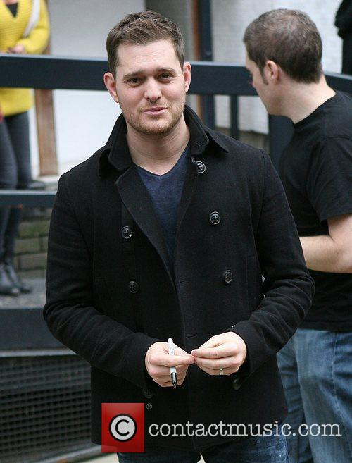 Michael Buble and Itv Studios 4