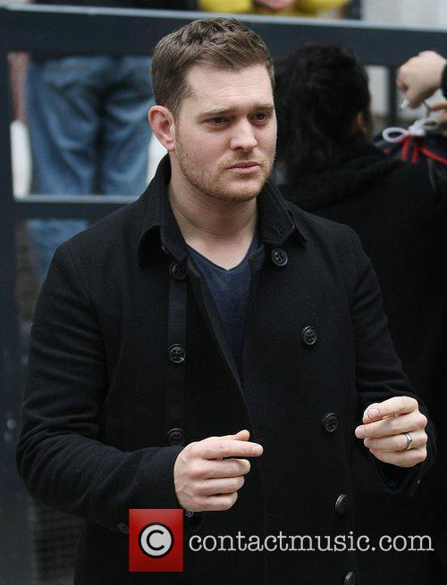Michael Buble and Itv Studios 3