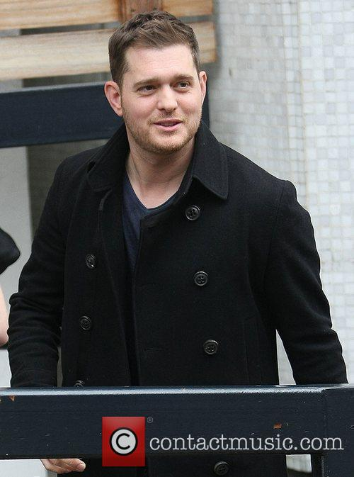 Michael Buble and Itv Studios 6