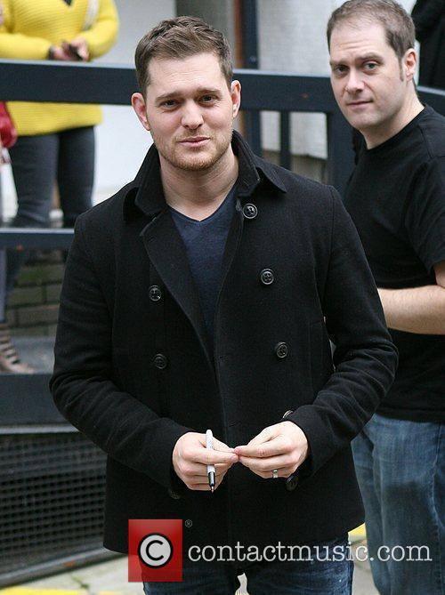 Michael Buble and Itv Studios 8