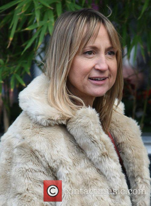 Carol Mcgiffin and Itv Studios 5