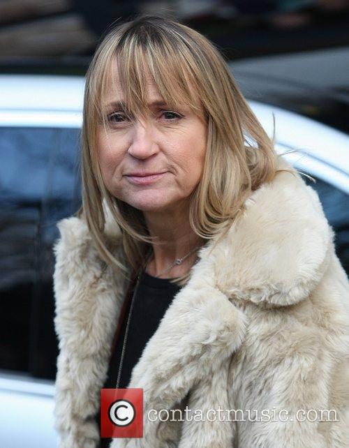 Carol Mcgiffin and Itv Studios 3