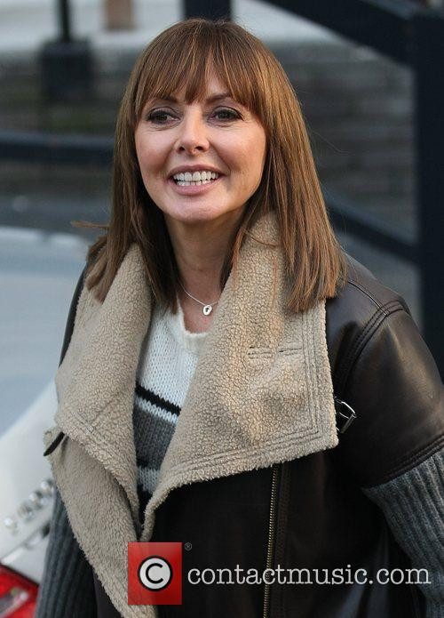 Carol Vorderman and Itv Studios 2