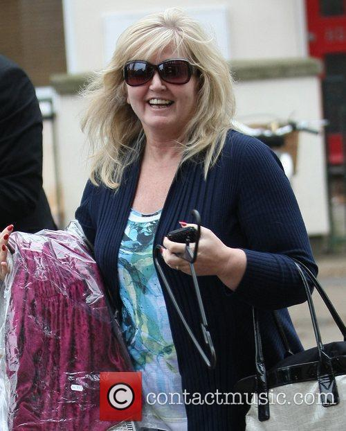 Linda Nolan at the ITV studios  London,...