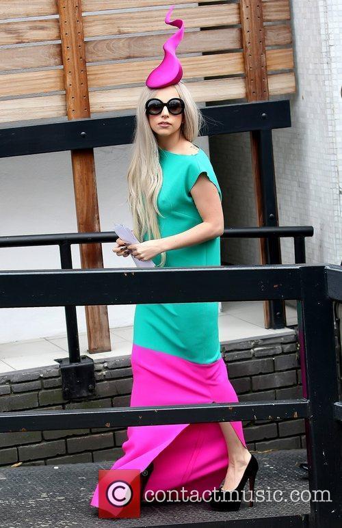 Lady GaGa and ITV Studios 1