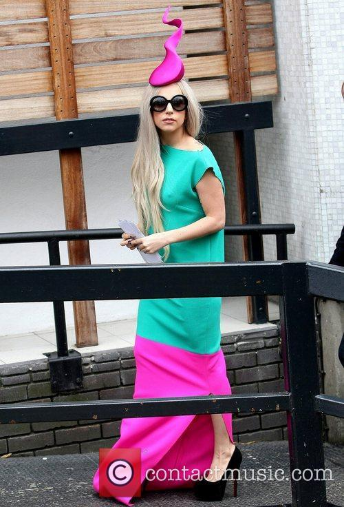 Lady GaGa and ITV Studios 5