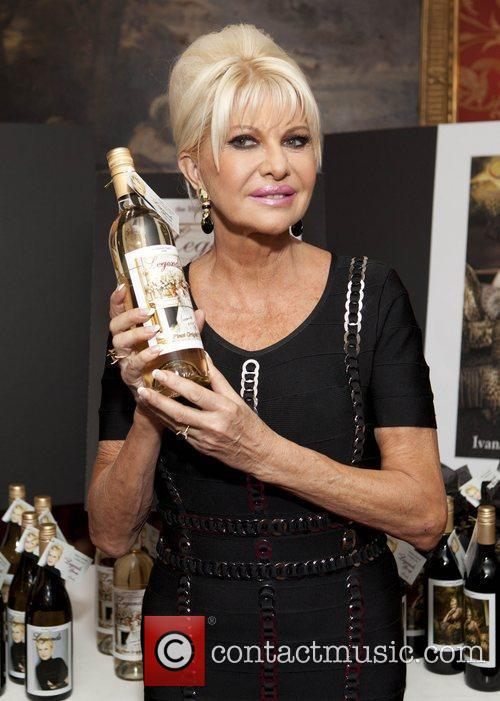 Ivana Living Legend Wine Collection launch at Ten...