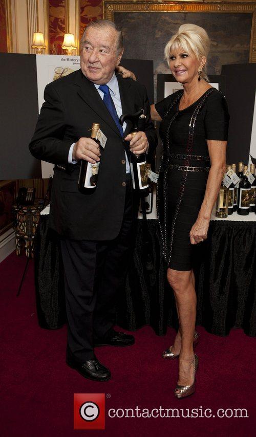 Sirio Maccioni and Ivana Trump 3