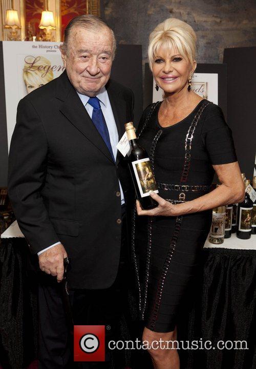 Sirio Maccioni and Ivana Trump 4