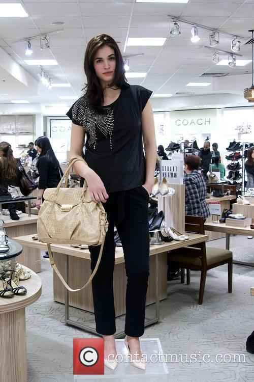 Launch of 'Ivanka Trump Footwear' at Macy's