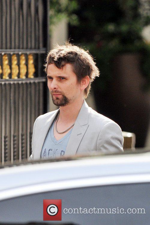 Matthew Bellamy of Muse The 2011 Ivor Novello...