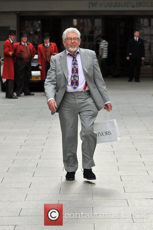 Rolf Harris The 2011 Ivor Novello Awards at...