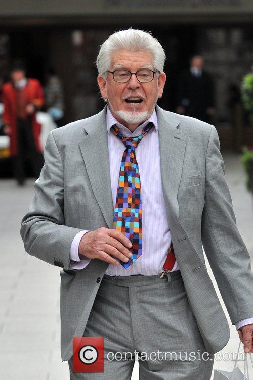 Rolf Harris Ivor Novello Departures