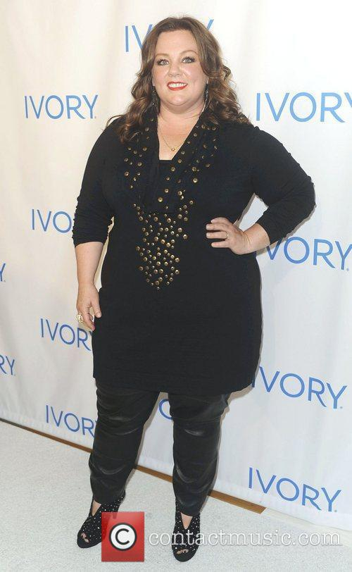 Melissa McCarthy,  at the Ivory Brand 'Reinvention'...